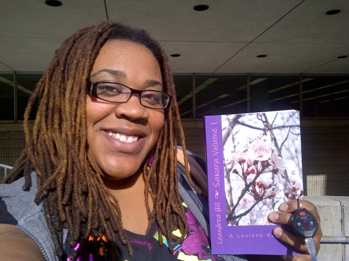 Author Leandrea Hill